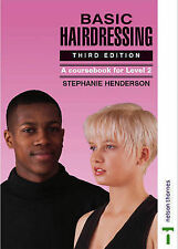 Basic Hairdressing: A Course Book for Level 2, Henderson, Stephanie Paperback