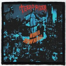 TERRORIZER PATCH / SPEED-THRASH-BLACK-DEATH METAL