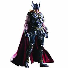 Officially Licensed Marvel Thor Anime Variant Play Arts Kai Action Figure