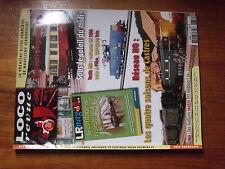 $$4 Loco-Revue N°686 Castres  LIMA  voitures GC LSM  voie A Piko  BB 12000 Trix
