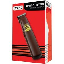 Wahl What a Shaver Battery Powered Afro Trimmer Cordless Original - UK SELLER