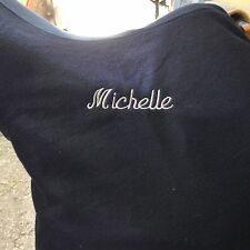 **PERSONALIZED CENTUAR FLEECE SADDLE COVER**