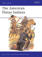 The American Plains Indians (Men-at-Arms)-ExLibrary