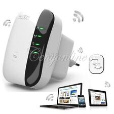 WIFI 300M Wireless-N Ripetitore AP Network Router Range Extender Segnale Booster
