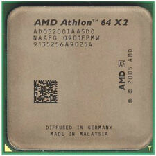 AMD Dual Core CPU Athlon 64x2 5200 2.7GHz Socket AM2