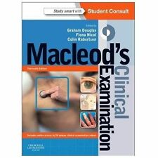 Macleod's Clinical Examination : With STUDENT CONSULT Online Access (2013, Pa...