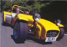 Caterham Superflight R500 Factory Postcard
