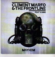(DA510) Clement Marfo & The Frontline ft Kano, Mayhem - 2012 DJ CD