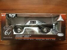 HIGHWAY 61 1/18 1969 BLACK DODGE DART GTS 1 OF 600 LTD EDIT ITEM  # 50634 F/S