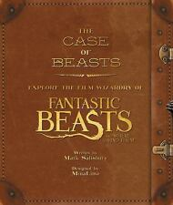 The Case of Beasts Explore the Film Wizardry of Fantastic Beasts and Where