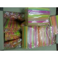 NEW Spoon Straws 10000 for slush syrup, for, slush machine,   NEXT WORKING DAY