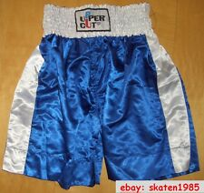 Upper Cut Box Boxershort Glanz Shorts Kickboxen Short Sporthose Glanzshorts XL