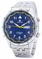 J.Springs by Seiko Sports Automatic World Time Japan Made BEB100 Mens Watch