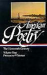 American Poetry: The 19th Century: Volume 1: Freneau to Whitman (Library of Amer