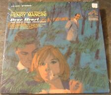 """Album By Henry Mancini, """"Dear Heart And Other Songs About Love"""" on Rca Victor"""