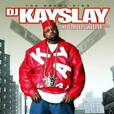 DJ Kayslay: Streetsweeper 1 Clean Audio CD