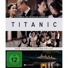 TITANIC TV-ZWEITEILER - 2 BLU-RAY NEU THOMAS ALDRIDGE,SALLY BANKES,BEN BISHOP