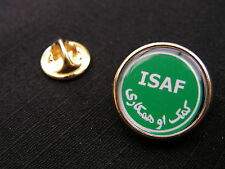 ..:: Pin's ::.. ISAF  -- pour calot tradition -- ARTICLE FANTAISIE
