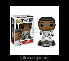 Star Wars The Force despierta: Finn De Stormtrooper Exclusiva Funko Pop Figura De Vinilo