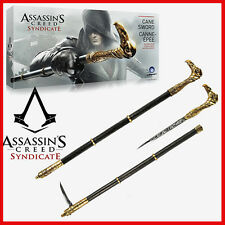 ★ Assassin's Creed Syndacate CANE SWORD Jacob Frye - bastone animato cosplay
