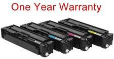 4pk black&color ink toner cartridge for HP 201X LaserJet pro MFP M277dw Printer
