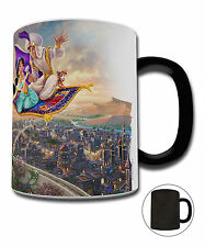 DISNEY'S ALADDIN JASMINE HEAT ACTIVATED/MORPHING 11oz.Ceramic Coffee MUG