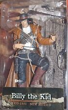 2004 McFarlane Toys Billy The Kid Action Figure New In Package