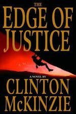 The Edge of Justice McKinzie, Clinton Hardcover