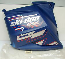 NOS New OEM Skidoo GSX 600 HO SDI Limited Left Side Body Panel Fairing 517303042