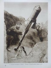 1915 FRENCH AERIAL TORPEDO SHELL TRENCH MORTAR WWI WW1