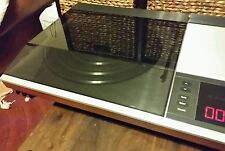 BANG OLUFSEN B&O Beocenter 7007 & MMC5 Teak Serviced Fully Working Stunning