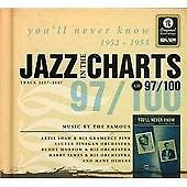 Various - Jazz in the Charts, Vol. 97/100 (You'll Never Know 1952-1953)  CD  NEW