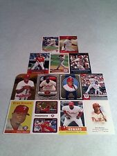*****Ryan Howard*****  Lot of 55 cards.....38 DIFFERENT