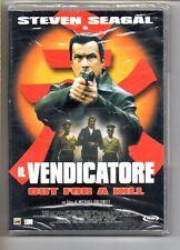 54066 DVD - Steven Seagal - Il vendicatore; Out for a kill - 2003 (sigillato)
