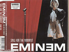 EMINEM Sing For The Moment CD Single