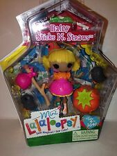 Lalaloopsy Golden Brick Road Collection  ~ Baley Sticks N Straws