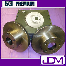 Holden Commodore Front Brake Disc Rotors to suit VT VX VY VZ - 2 Discs - PREMIUM