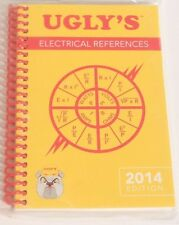 Ugly's Electrical References 2014 wiring guide - Uglys book COR Free same dayS/H