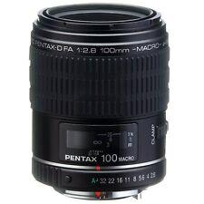 Pentax  smc DFA Macro 100 mm / 2,8  Objektiv Digital B-Ware Fachhändler