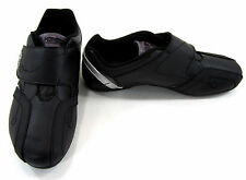 LaCoste Shoes Protect HF SPJ Leather Black/Purple Sneakers Womens 5.5/6