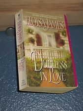 Duchess in Love by Eloisa James *FREE SHIPPING* 0060508108