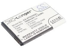 3.7V battery for HTC ADR6350, ADR6350VW, Droid Incredible II, 35H00152-04M, BTR6