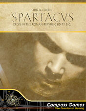 wargame - SPARTACUS by  COMPASS - NO GMT AH DG SPI VG MMP 3W  GAMERS