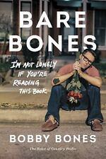 Bare Bones by Bobby Bones Hardcover -NEW