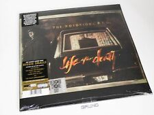 3 LP: Notorious B.I.G. - Life After Death, Clear Vinyl, NEU & OVP (A9/3/42.35)