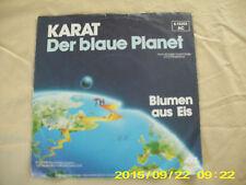 KARAT DER BLAUE PLANET Single von 1981