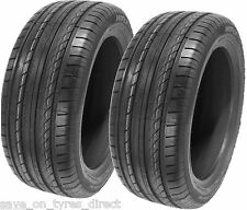 2 2354018 BUDGET 235 40 18 Brand New Tyres  x2 235/40 R18 95w XL Extra Load