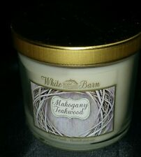 Bath & Body Works - Mahogany Teakwood Candle
