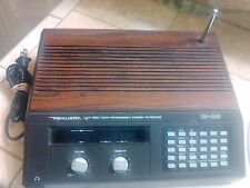 Realistic PRO-2003 VHS UHF Direct Entry Programmable Scanner & FM Receiver