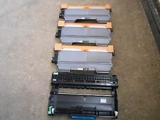 3 TN450 & 1 DR420 drum for Brother HL 2240 MFC 7360 MFC 7460 MFC 7860 DCP 7060